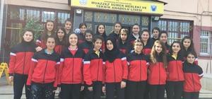 Atletizmde Diyarbakır Muazzez Sümer ikici oldu