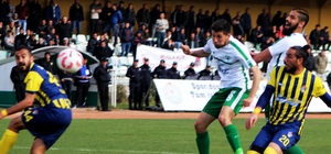 TFF 3. Lig: Muğlaspor: 1 - Kırıkhanspor: 0