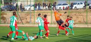 Malatya Yeşilyurt Belediyespor haftalar sonra galip