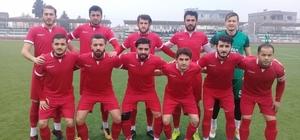İnönü Üniversitesispor farklı 5-1 mağlup oldu