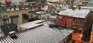 Adana'da dolu yağışı