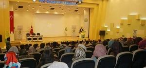 HRÜ'de Hz.Osman Konferansı ve Hulefâ-İ Raşidin kitap okuma yarışması