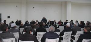 Başkan Karayol Süksün'de vatandaşlarla buluştu