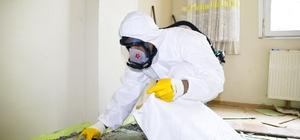 Maltepe'de önce asbest denetimi, sonra yıkım