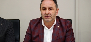 AK Parti Kastamonu Milletvekili Murat Demir;