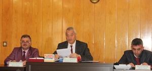 İncesu'da Mart ayı meclis toplantısı yapıldı