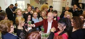 """Başkan Akgün: """"Kadını yok sayan toplumlar geri kalmaya mahkumdur"""""""