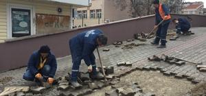Şubat ayında 37 sokağın çalışması tamamlandı