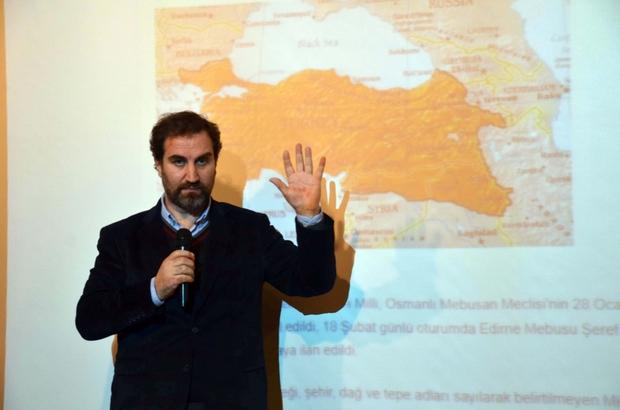 """""""Terörle Mücadelede Afrin Harekatı"""" konferansı"""