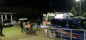 İntihar etmek isteyen vatandaşı polis ekipleri kurtardı