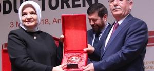 Kaplan Doğu'nun en başarılı ilçe belediye başkanı seçildi