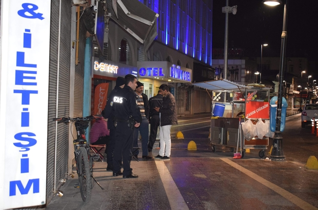 Trafikte tartıştığı kişiyi silahla yaraladı
