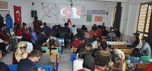 Kulu'da İstiklal Marşı'nı güzel okuma yarışması gerçekleştirildi