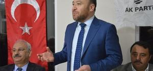 """AK Parti'li Dağdelen: """"Klasik tarım anlayışından kurtulmalıyız"""""""