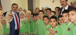 Numan Cebeci İmam Hatip Ortaokulunda hafızlığa geçiş töreni düzenlendi