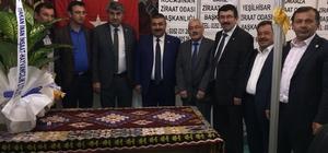 """Kocasinan Ziraat Odası Başkanı Güneş, """"Tarım fuarımız Türkiye'nin en önemli fuarlarından birisi"""""""