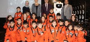 Suriyeli astronottan, Zeytin Dalı Harekâtı'na destek