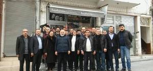 Türk Eğitim Sen Olağan İlçe Temsilcisi toplantısı yapıldı