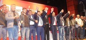 """SP Genel Başkan Yardımcısı Birol Aydın: """"Türkiye bütün mazlumların umududur"""""""