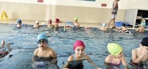 Mamak Yüzme Havuzu yaza hazır