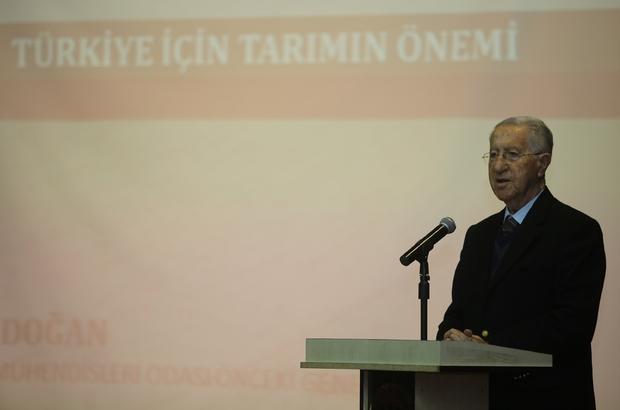 Türkiye tarımı Yenimahalle'de tartışıldı