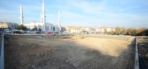 Pursaklar'a Selçuklu Meydanı yapılıyor