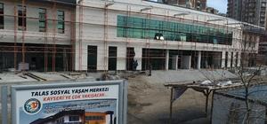 Başkan Palancıoğlu, Yaşam Merkezini inceledi