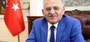 Başkan Dr.Memduh Büyükkılıç'ın 14 Mart Tıp Bayram mesajı