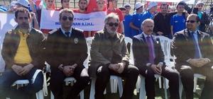 3'üncü Suriyeli Çocuklar Futbol Turnuvası start aldı