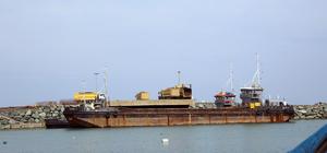 Rize- Artvin Havalimanı'nda 10 milyon ton taş dolguya ulaşıldı