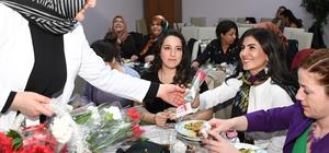 Ankara Büyükşehir'den sığınma evlerinde kalan kadınlara moral