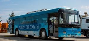 Meram Belediyesinin mobil taziye aracı ilgi görüyor