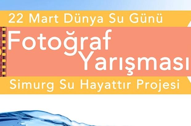 Simurg'dan 'Su Hayattır' konulu fotoğraf yarışması