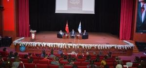 Niğde'de Vali, Belediye Başkanı, Rektör Öğrenci Buluşması Yapıldı