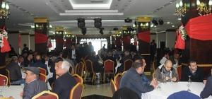 AK Parti İl Başkanlığından vefa yemeği