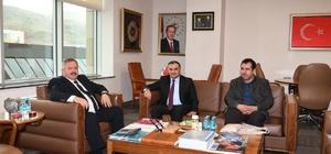 Başkan Cabbar'dan Kayseri OSB'ye 'hayırlı olsun' ziyareti