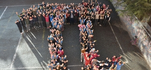 'Pİ' gününde öğrenciler doyasıya eğlendi