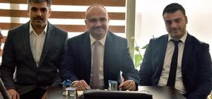 K Parti'li Mersinli, Alaşehir'de seçim çalışmalarını başlattı