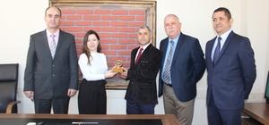 Aydın'da ayın şoförü, ödülünü Afrin kahramanlarına gönderdi