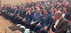 AK Parti Şanlıurfa Milletvekili Yılmaztekin: