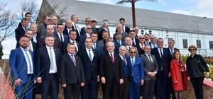 TRAKYAKENT Alpullu Şeker Fabrikası için toplandı