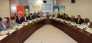 AK Parti,' Şehirlerin Ekonomik Beklentileri Forumu' düzenledi