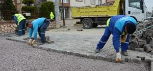 Kartepe'de temizlik ve yol onarım çalışmaları devam ediyor