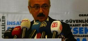 Bakan Elvan'dan Afrin açıklaması