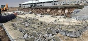 (Tekrar) Besihane inşaatında duvar çöktü: 3 ölü, 1 yaralı