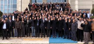 Elazığ'dan Kilis'e destek ziyareti
