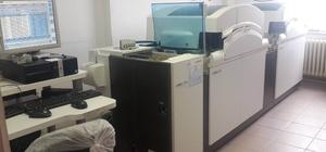 Kaman İlçe Devlet Hastanesinde kan tahlili sonuçları artık beklenmeyecek