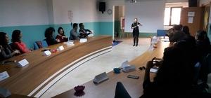 Tunceli'de işaret dili kursu açıldı