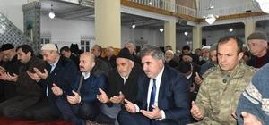 Amasyalılardan şehitler için dua