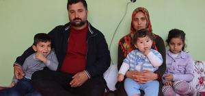 (Özel Haber) Çocuklarının ölümüne dayanamayan aile, olayın yaşandığı mahalleden taşındı